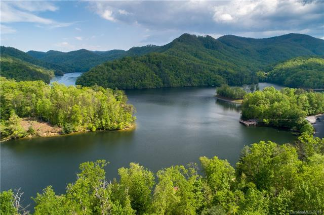 Lot #1 Starry Knoll Trail #1, Tuckasegee, NC 28783 (#3388495) :: Caulder Realty and Land Co.