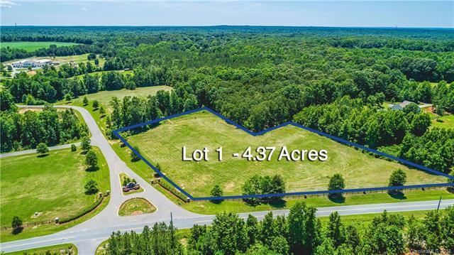 6221 Mcneely Road #1, Waxhaw, NC 28173 (#3388711) :: LePage Johnson Realty Group, LLC