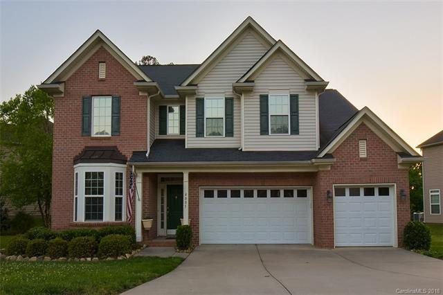 4005 Kalispell Lane, Charlotte, NC 28269 (#3389463) :: The Ramsey Group