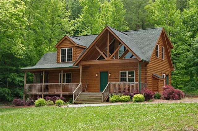 124 Small Creek Drive, Lake Lure, NC 28746 (#3389481) :: Rinehart Realty