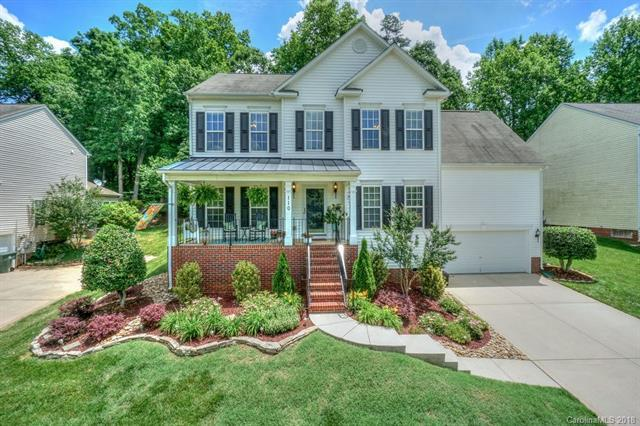 110 Flowering Grove Lane #25, Mooresville, NC 28115 (#3389500) :: Team Southline