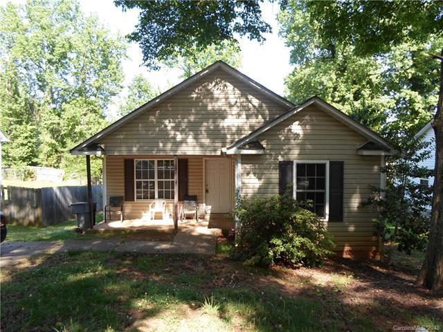 2831 Mayfair Avenue, Charlotte, NC 28208 (#3389658) :: High Performance Real Estate Advisors