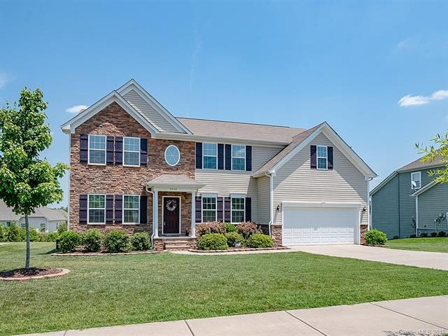 9864 Darby Creek Avenue, Concord, NC 28027 (#3389797) :: Odell Realty Group
