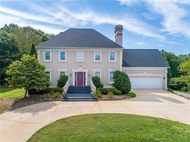 632 NE 46th Ave Drive, Hickory, NC 28601 (#3389814) :: Rinehart Realty