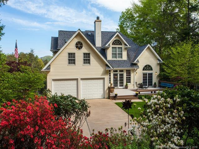 16 Happy Trails Drive, Barnardsville, NC 28709 (#3389887) :: High Performance Real Estate Advisors
