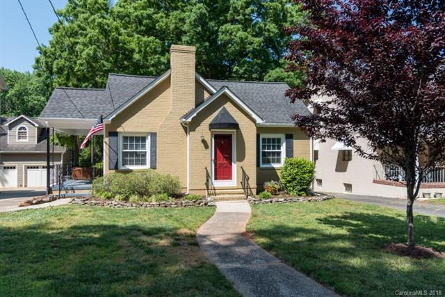 3502 Commonwealth Avenue, Charlotte, NC 28205 (#3389935) :: LePage Johnson Realty Group, LLC