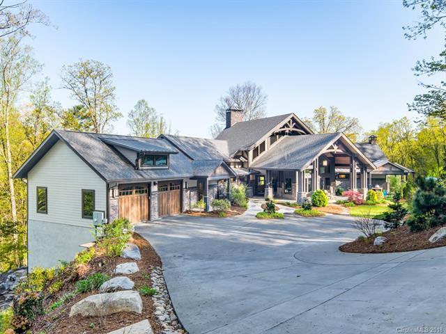 360 Vance Gap Road, Asheville, NC 28804 (#3389963) :: Rinehart Realty