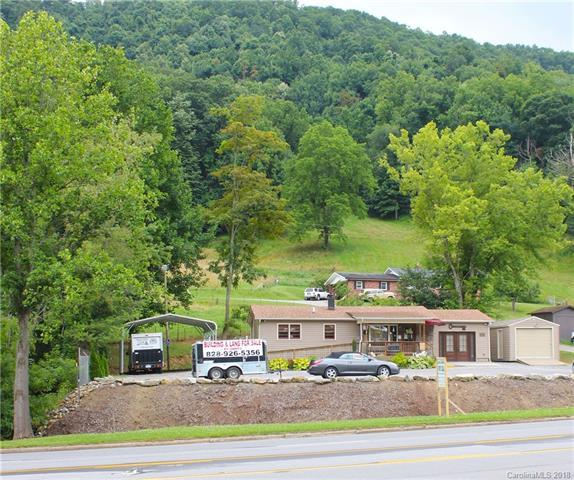 3101 Dellwood Road, Waynesville, NC 28786 (#3390072) :: High Performance Real Estate Advisors