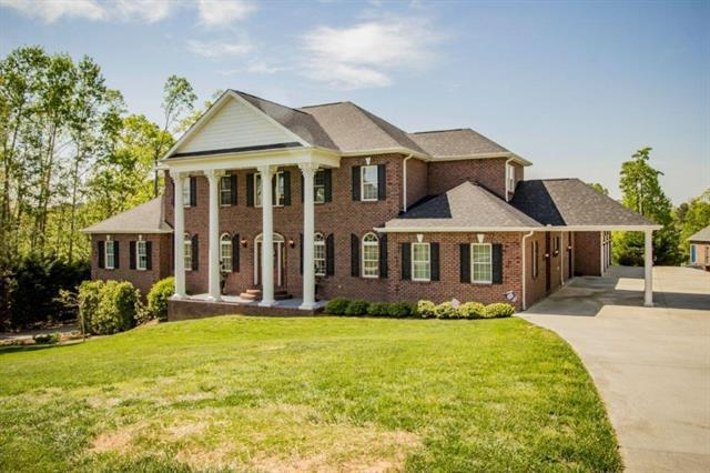 100 Edgewater Road, Hickory, NC 28601 (#3390122) :: Team Southline