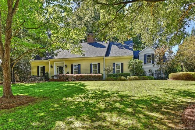 3908 Foxcroft Road, Charlotte, NC 28211 (#3390148) :: Charlotte's Finest Properties