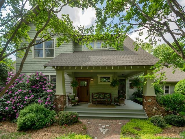 1606 Olmsted Drive, Asheville, NC 28803 (#3390359) :: High Performance Real Estate Advisors
