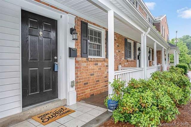 1330 Green Oaks Lane #F, Charlotte, NC 28205 (#3390782) :: High Performance Real Estate Advisors