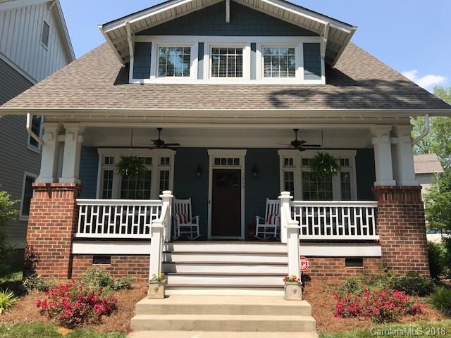 1817 Baxter Street, Charlotte, NC 28204 (#3391002) :: LePage Johnson Realty Group, LLC