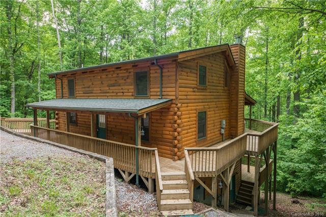 184 Link Circle, Maggie Valley, NC 28751 (#3391219) :: Scarlett Real Estate