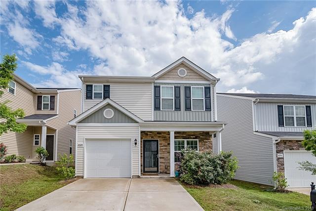 14320 Evening Flight Lane, Charlotte, NC 28262 (#3391418) :: Stephen Cooley Real Estate Group