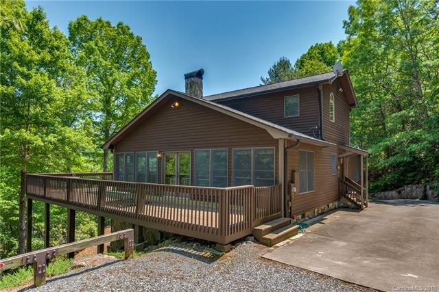 136 Watergate Road, Lake Lure, NC 28746 (#3391526) :: High Performance Real Estate Advisors