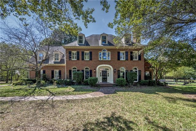 2556 Howerton Court, Charlotte, NC 28270 (#3391547) :: Odell Realty