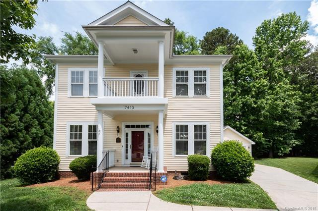 7413 Gilderstern Glen Court, Huntersville, NC 28078 (#3391789) :: Stephen Cooley Real Estate Group