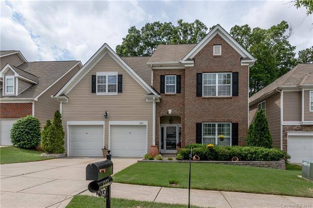 1227 Bridgeford Drive, Huntersville, NC 28078 (#3391933) :: The Ramsey Group