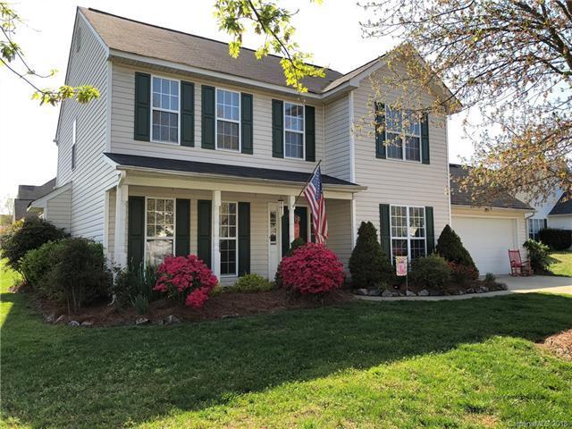 4895 Bentridge Drive, Concord, NC 28027 (#3392313) :: Team Southline