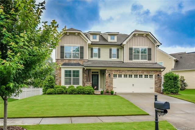 135 Blossom Ridge Drive #100, Mooresville, NC 28117 (#3392378) :: The Ann Rudd Group
