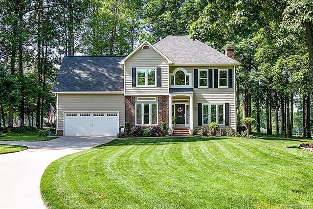 7936 Ravenwood Lane, Stanley, NC 28164 (#3392865) :: Cloninger Properties