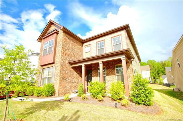 9236 Hightower Oak Street, Huntersville, NC 28078 (#3392898) :: Team Southline