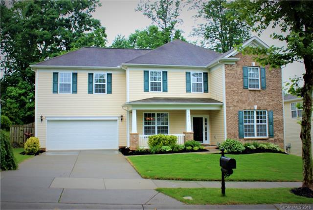 7214 Handon Lane, Huntersville, NC 28078 (#3393673) :: Cloninger Properties