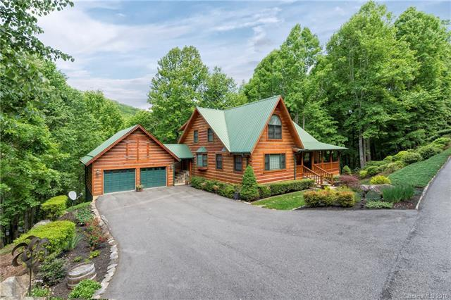 95 Village Lane #27, Waynesville, NC 28786 (#3393754) :: Rowena Patton's All-Star Powerhouse powered by eXp Realty LLC