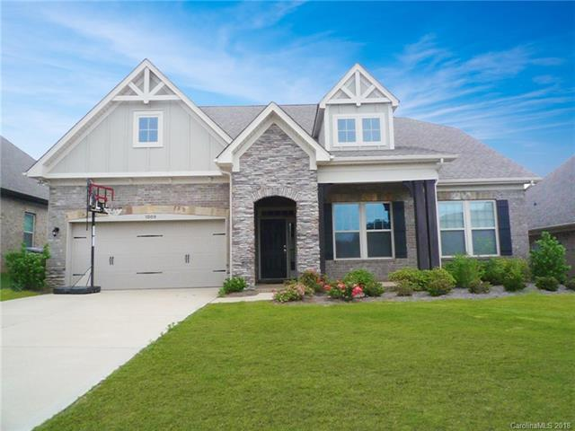 1009 Arbor Hills Drive, Indian Trail, NC 28079 (#3393840) :: Odell Realty