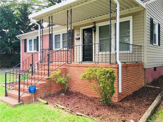 512 E Third Street, Gastonia, NC 28054 (#3393925) :: Miller Realty Group