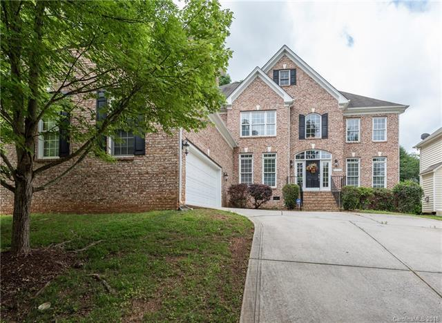 9344 Standerwick Lane, Huntersville, NC 28078 (#3394227) :: Miller Realty Group