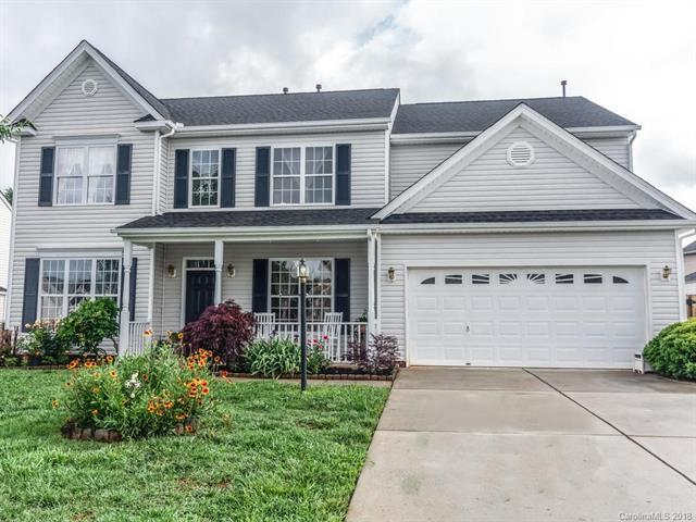 117 Stallings Mill Drive, Mooresville, NC 28115 (#3394433) :: Cloninger Properties