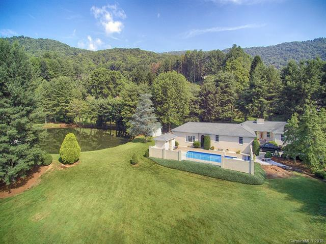 48 Little Mountain Road, Waynesville, NC 28786 (#3394444) :: The Sarver Group