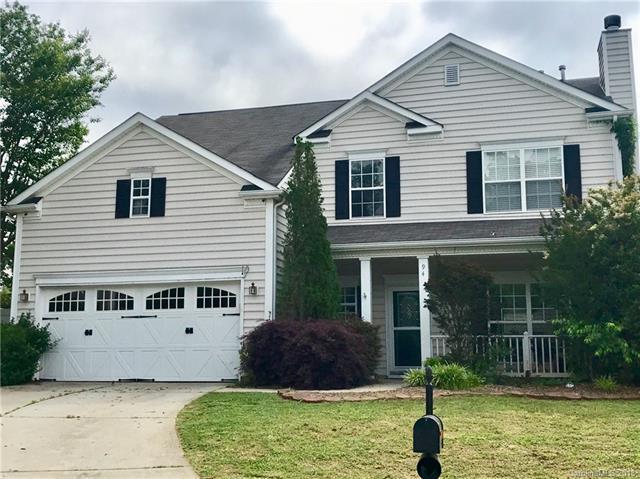 94 Poplar Woods Drive, Concord, NC 28027 (#3394532) :: Rinehart Realty