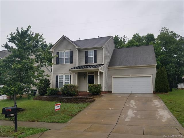 2003 Rosewater Lane, Indian Trail, NC 28079 (#3394580) :: The Ann Rudd Group