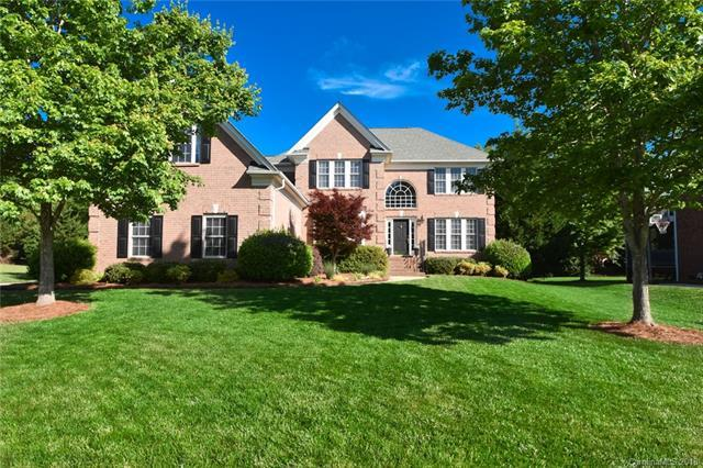 8104 Bergen Court, Waxhaw, NC 28173 (#3395089) :: Odell Realty Group