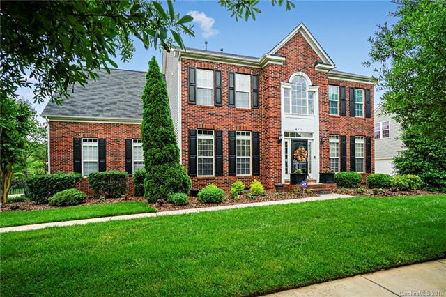 6628 Olmsford Drive, Huntersville, NC 28078 (#3395624) :: High Performance Real Estate Advisors