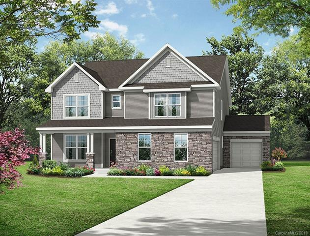 135 Morden Loop Lot 80, Mooresville, NC 28115 (#3395788) :: Odell Realty