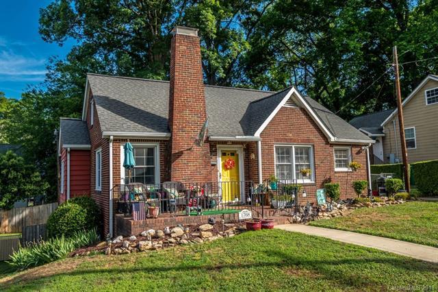 1768 Merriman Avenue, Charlotte, NC 28203 (#3396428) :: MECA Realty, LLC