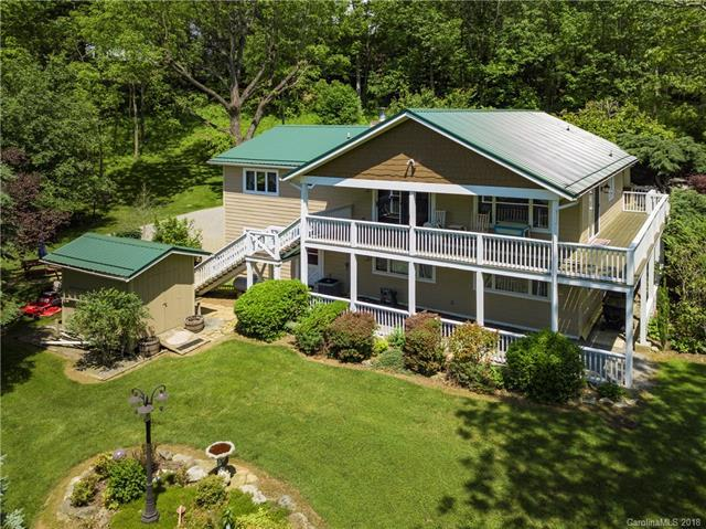 60 Foggy Cove, Waynesville, NC 28785 (#3396441) :: Stephen Cooley Real Estate Group