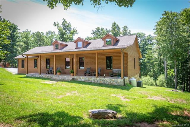 43 Outback Trail, Nebo, NC 28761 (#3396509) :: Puffer Properties