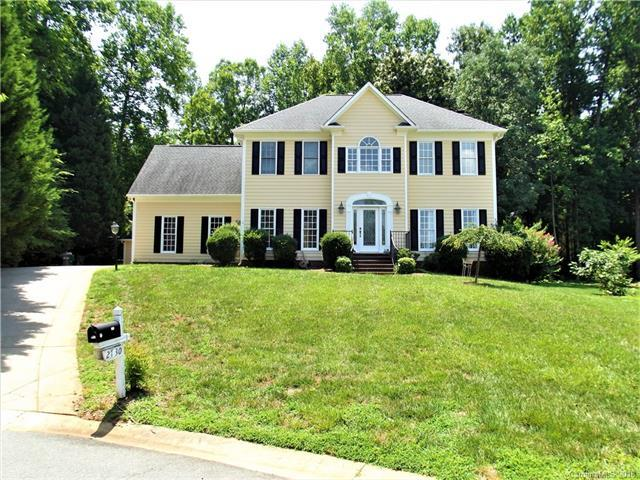 2730 Cotton Planter Lane, Charlotte, NC 28270 (#3396745) :: Stephen Cooley Real Estate Group