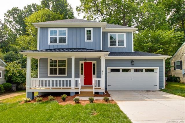 3422 Draper Avenue #5, Charlotte, NC 28205 (#3397114) :: Leigh Brown and Associates with RE/MAX Executive Realty