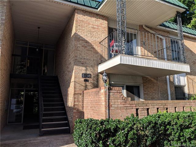 4754 Hedgemore Drive R, Charlotte, NC 28209 (#3397238) :: High Performance Real Estate Advisors