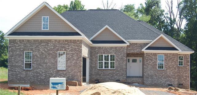 124 Shiloh Court #6, Mocksville, NC 27028 (#3397250) :: Miller Realty Group