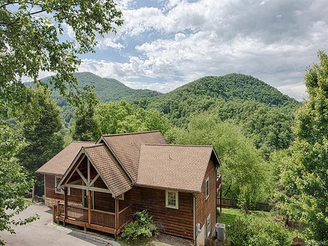 21 Surveyors Point, Waynesville, NC 28785 (#3397251) :: Odell Realty Group
