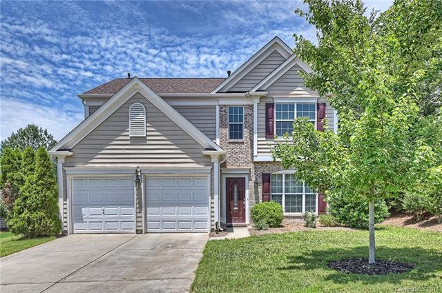 8300 Cutters Spring Drive, Waxhaw, NC 28173 (#3397668) :: Exit Mountain Realty