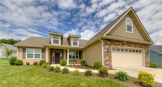 31 Black Iron Lane, Hendersonville, NC 28792 (#3397936) :: Puma & Associates Realty Inc.