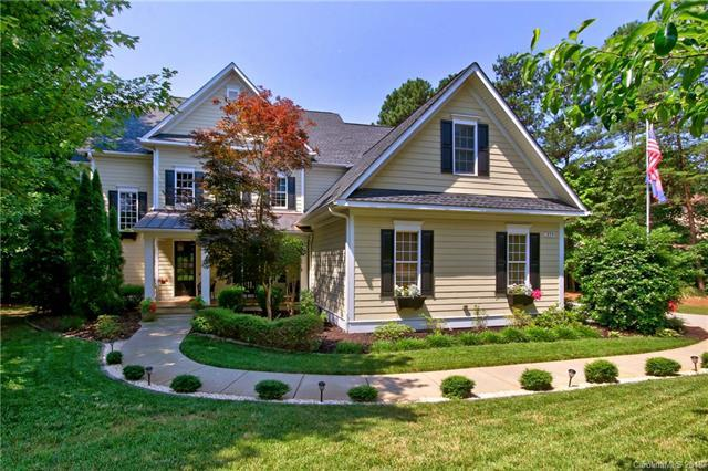 379 Bayberry Creek Circle, Mooresville, NC 28117 (#3399070) :: Odell Realty Group